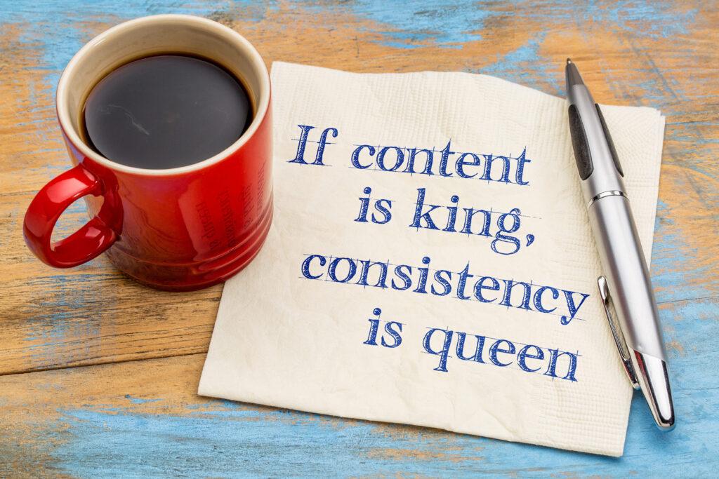 Konsisten menjadi salah satu kunci cara menjadi selebgram sukses