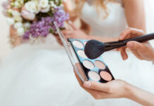 MUA wedding dan peralatannya