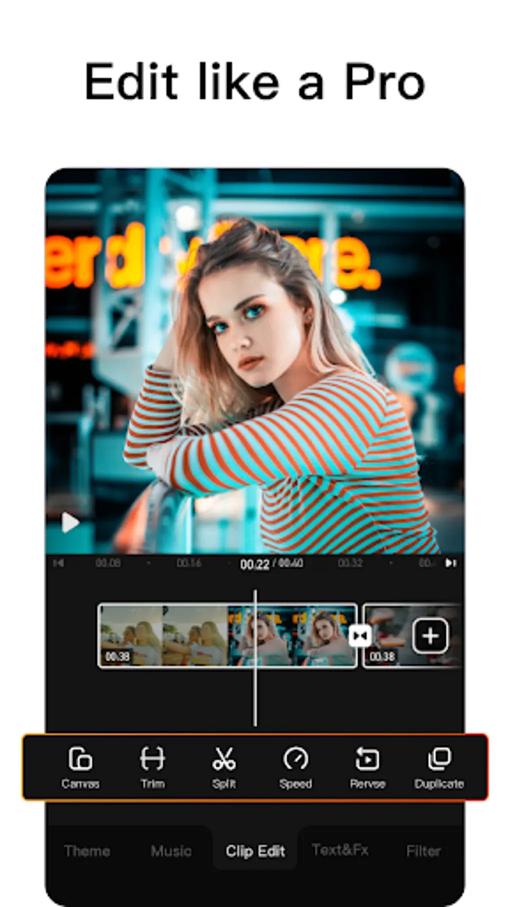 Aplikasi Editor Viva Video
